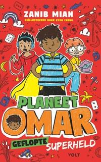 Planeet Omar: Geflopte superheld | Zanib Mian |
