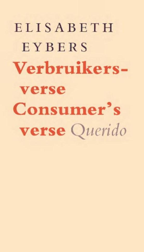 Verbruikersverse, consumer's verse