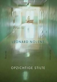 Opzichtige stilte | Leonard Nolens |