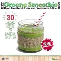 Het groene smoothieboek | Sven en Jennifer |
