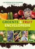 Groente- en fruitencyclopedie | Luc Dedeene ; Guy de Kinder |