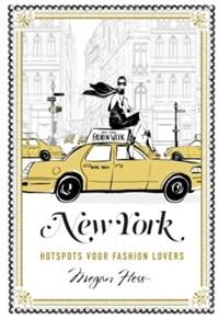 New York   Megan Hess  