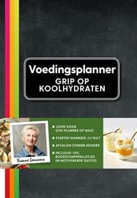 Grip op Koolhydraten Voedingsplanner | Yvonne Lemmers |