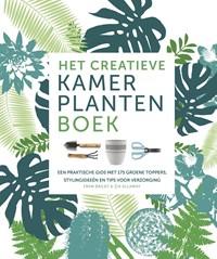 Het creatieve kamerplantenboek   Zia Allaway ; Fran Bailey  