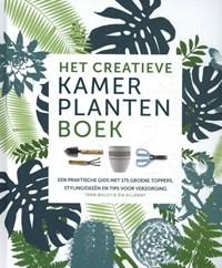 Het creatieve kamerplanten boek   Fran Bailey ; Zia Allaway  