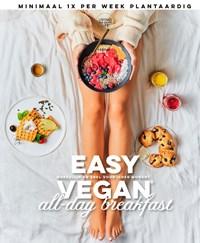 Easy Vegan All-day Breakfast   Living the Green life ; Sanne van Rooij  