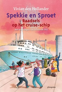 Raadsels op het cruise-schip | Vivian den Hollander |