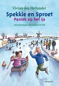 Paniek op het ijs | Vivian den Hollander |