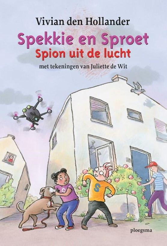 Spion uit de lucht