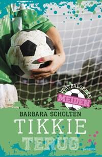 Tikkie terug   Barbara Scholten  