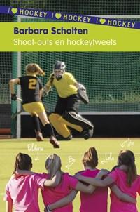 Shoot-outs en hockeytweets   Barbara Scholten  