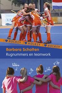 Rugnummers en teamwork | Barbara Scholten |