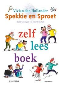Spekkie en Sproet zelf lees boek | Vivian den Hollander |