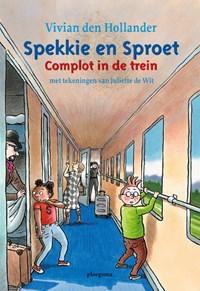 Complot in de trein   Vivian den Hollander  