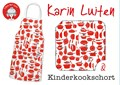 Kinderkookschort | Karin Luiten |