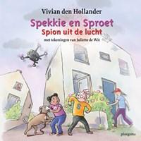 Spion uit de lucht | Vivian den Hollander |