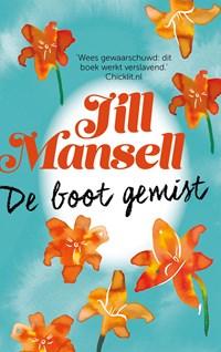 De boot gemist | Jill Mansell |
