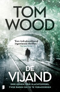 De vijand | Tom Wood |