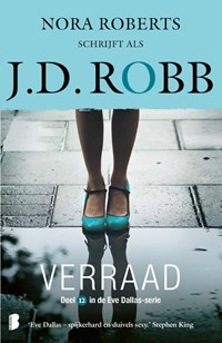 Verraad   J.D. Robb  
