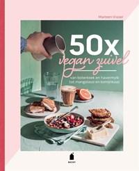 50 x vegan zuivel   Marleen Visser  