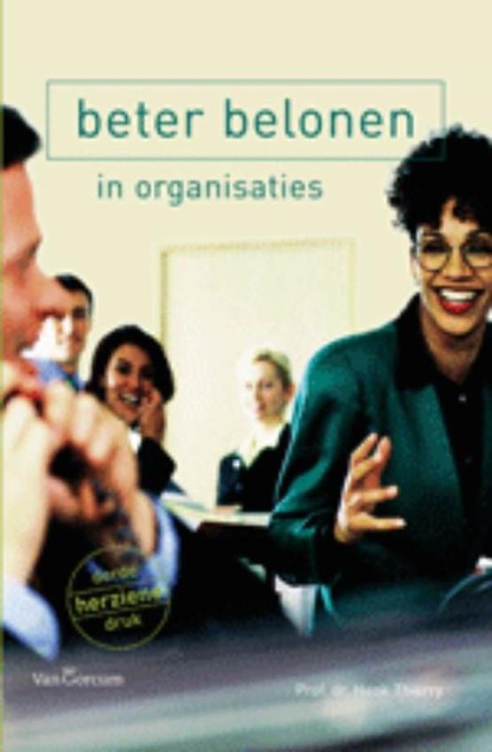 Beter belonen in organisaties
