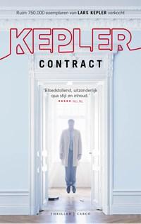 Contract | Lars Kepler |