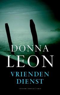 Vriendendienst | Donna Leon |