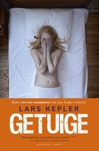 Getuige | Lars Kepler |