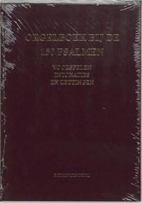 Orgelboek bij de 150 Psalmen | auteur onbekend |
