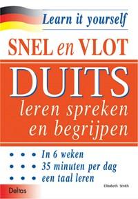 Snel en vlot Duits leren spreken en begrijpen   E. Smith  