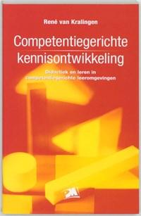 Competentiegerichte kennisontwikkeling   R. van Kralingen  