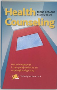 Health Counseling   F. Gerards & R. Borgers  