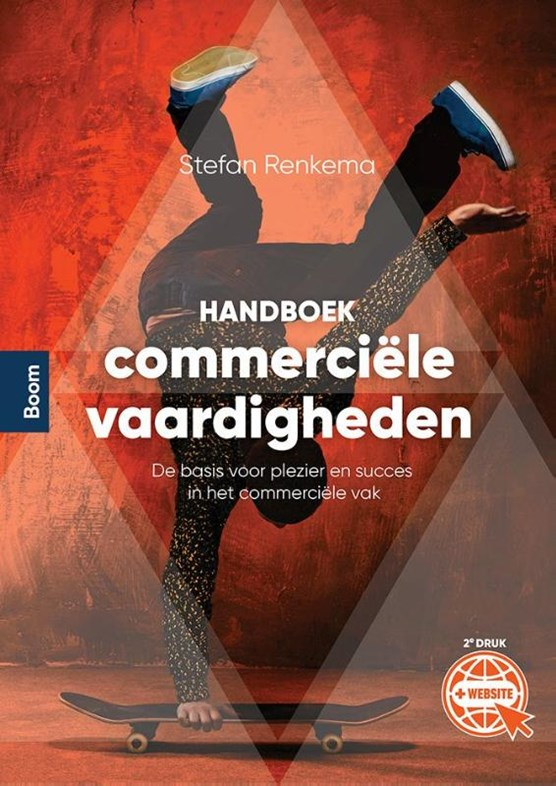 Handboek commerciële vaardigheden