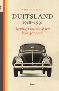 Duitsland 1918-1991 | Krijn Thijs |