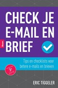 Check je e-mail en brief | Eric Tiggeler |