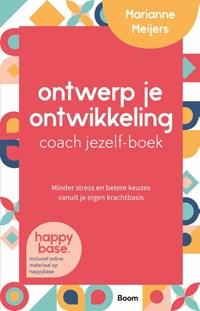 Ontwerp je ontwikkeling coach jezelf-boek   Marianne Meijers  