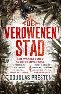 De verdwenen stad | Douglas Preston |