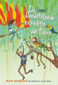 De (zeer) bloedstollende expeditie van Herre | Marte Jongbloed ; Iris Boter |