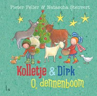 Kolletje & Dirk - O, dennenboom (set 5 ex) | Pieter Feller ; Natascha Stenvert |