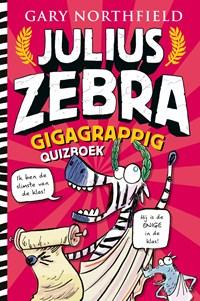 Het gigagrappige quizboek van Julius Zebra | Gary Northfield |