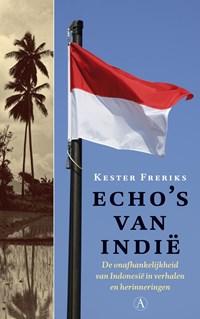 Echo's van Indië   Kester Freriks  