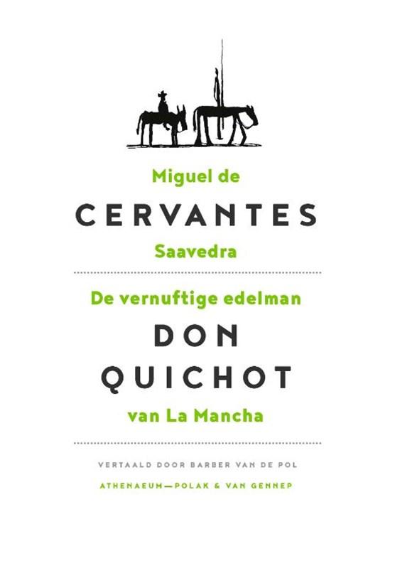 De vernuftige edelman Don Quichot van La Mancha