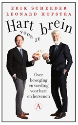 Hart voor je brein | Erik Scherder ; Leonard Hofstra | 9789025312688