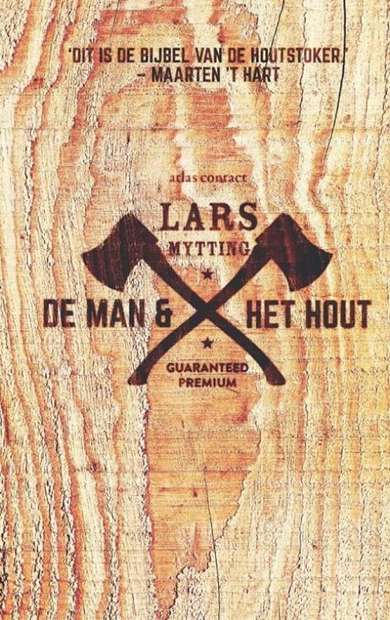 De man en het hout