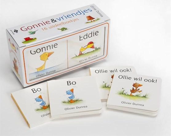 Gonnie & vriendjes  16 Uitdeelboekjes