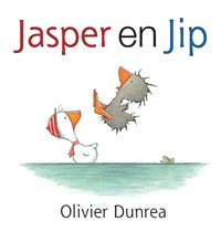 Jasper en Jip   Olivier Dunrea  