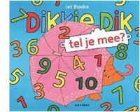 Dikkie Dik tel je mee? + telspelletje | Jet Boeke |