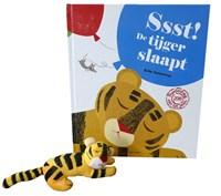 Ssst! De tijger slaapt | Britta Teckentrup |