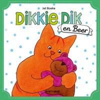 Dikkie Dik en Beer (met 2 handpoppen) | Jet Boeke |