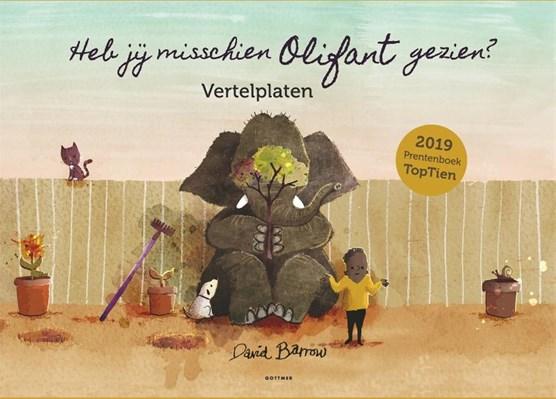 Vertelplaten Heb jij misschien Olifant gezien?